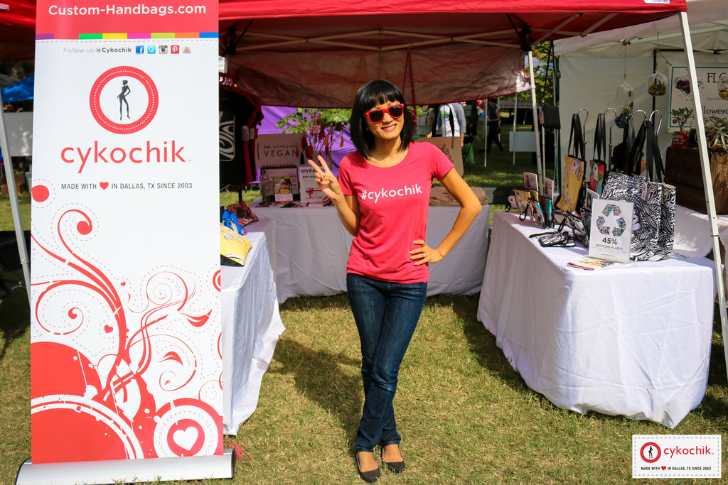 Cykochik - Texas Veggie Fair, Dallas TX
