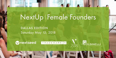 NextUp | Female Founders