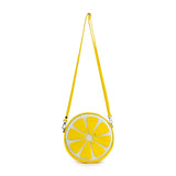 "8"" Citrus Vegan Crossbody/Clutch Bag (Multicolored)"