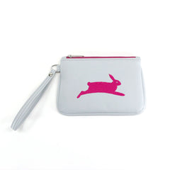 PETA Bunny Vegan Wristlet (Multicolored)