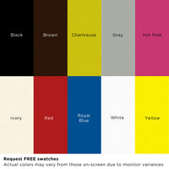 FREE Vegan Leather Color Swatches