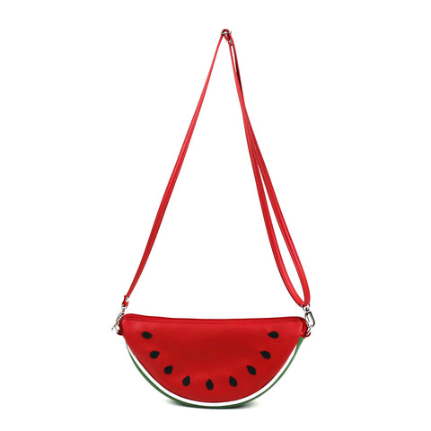 Cykochik Watermelon vegan clutch/crossbody bag - front
