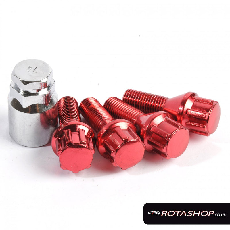 Locking Nuts / Bolts - Rotashop