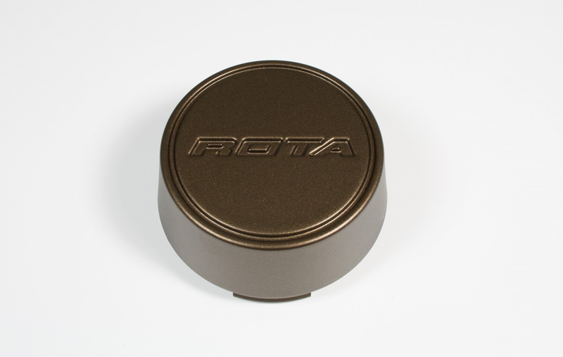Rota Centre Cap - Medium Embossed Rota Logo - Rotashop
