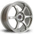 Rota Boost, 17 x 8 inch, 5108 PCD, ET48 in Steelgrey Single Rim