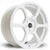 Rota Boost, 17 x 8 inch, 5108 PCD, ET48 in White Single Rim