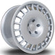 Rota D154, 17 x 8.5 inch, 5112 PCD, ET35 in Silver Single Rim