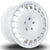 Rota D154, 17 x 8.5 inch, 5100 PCD, ET35 in White Single Rim