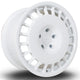 Rota D154, 17 x 8 inch, 5114 PCD, ET35 in White Single Rim