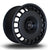Rota D154, 18 x 8.5 inch, 5120 PCD, ET35 in Flat Black Single Rim