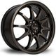 Rota Fight, 17 x 8 inch, 5100~5114 PCD, ET48 Gunmetal