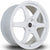 Rota Grid, 19 x 8.5 inch, 5120 PCD, ET48 White Civic Type R Only
