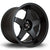 Rota GTR-D, 18 x 12 inch, 5114 PCD, ET20 in Flat Black Single Rim