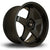 Rota GTR-D, 18 x 9.5 inch, 5100 PCD, ET23 in Flat Black Single Rim