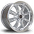 Rota RB, 15 x 8 inch, 4100 PCD, ET30 Silver with Polished Lip