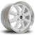 Rota RB, 15 x 8 inch, 4100 PCD, ET30 White with Polished Lip