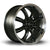 Rota RB, 17 x 7.5 inch, 4100 PCD, ET45 Gunmetal Polished Lip
