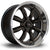 Rota Wheels RBR, 17 x 8.5 inch, 4114 PCD, ET4 Gunmetal with Polished Lip