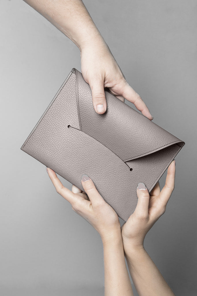 GREY Big envelope