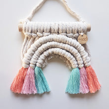 Load image into Gallery viewer, Tutu Rainbow Wall Hanging