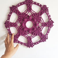 Load image into Gallery viewer, Summer Fruits Mandala Wall Hanging