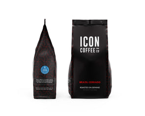 Brazil Cerrado (Decaf) | Icon Coffee Co.