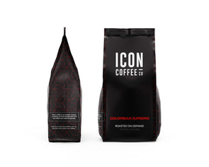 Colombian Peaberry | Icon Coffee Co.