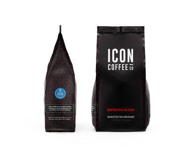 Espresso Blend (Decaf) | Icon Coffee Co.