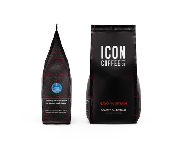 Gayo Mountain (Decaf) | Icon Coffee Co.