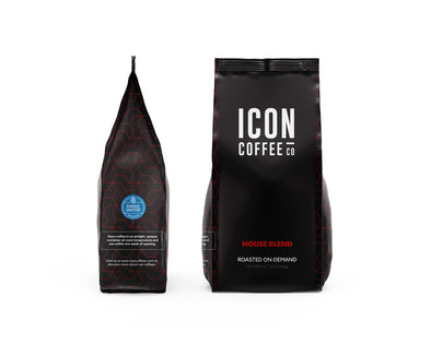 House Blend (Decaf) | Icon Coffee Co.