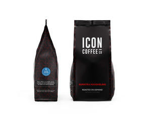 Sumatra Mandheling (Decaf) | Icon Coffee Co.