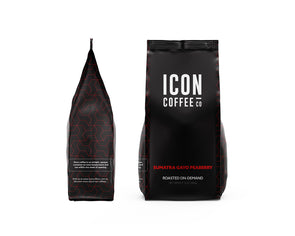 Sumatra Gayo Peaberry | Icon Coffee Co.