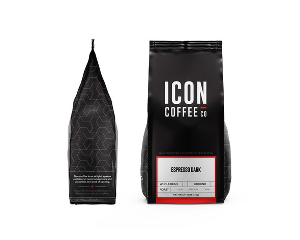 Espresso Dark Roast | Icon Coffee