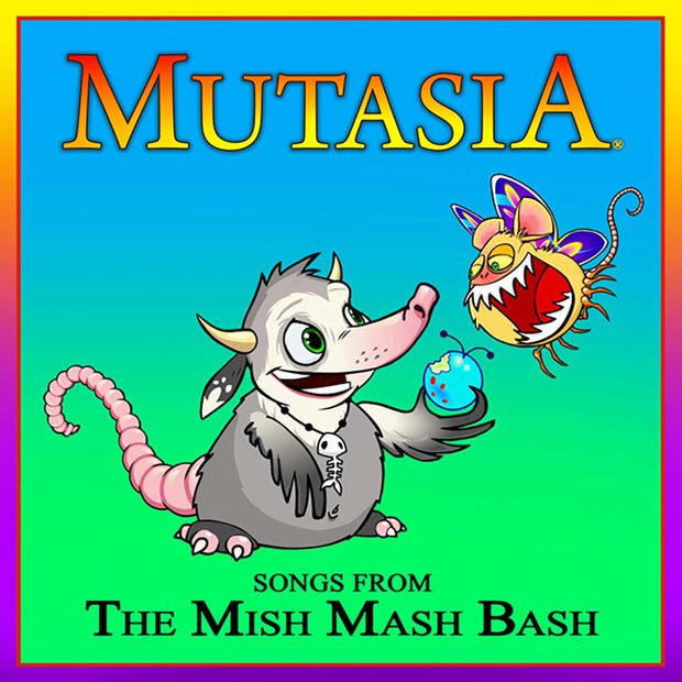 Songs from the Mish Mash Bash MP3 Album