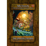 The Endless Caverns Ebook