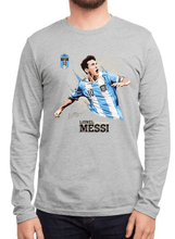 Load image into Gallery viewer, Messi Full Sleeves T-shirt
