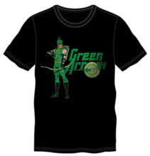 Load image into Gallery viewer, Green Arrow DC Comics Men's Black T-Shirt Tee Shirt