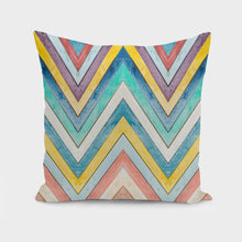 Load image into Gallery viewer, COLORFUL MOUNTAINS  Cushion/Pillow