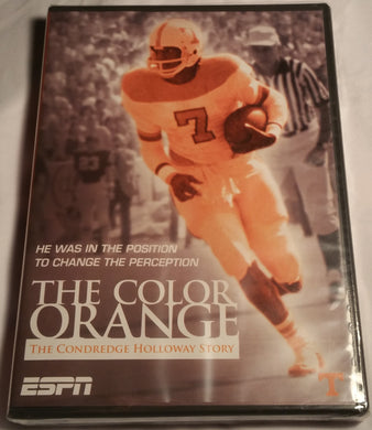 ESPN The Color Orange DVD(Factory Sealed)