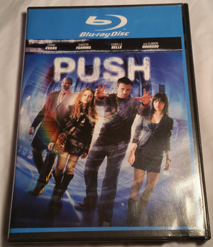 Push Blu-Ray(Former Rental) - Chris Evans Drama