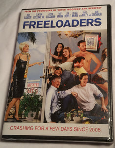 Freeloaders DVD(Factory Sealed) - Olivia Munn Comedy