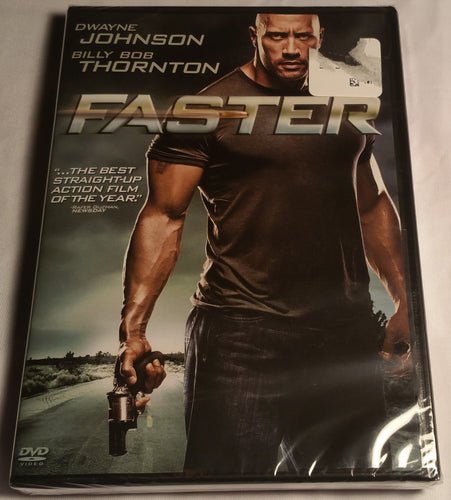 Faster DVD(Factory Sealed)