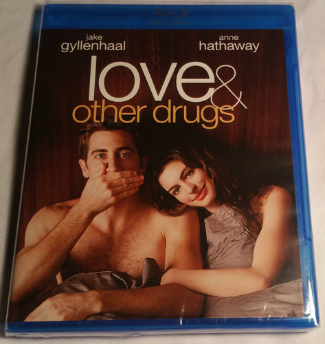 Love and Other Drugs Blu-Ray (Factory Sealed)
