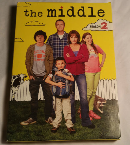The Middle Season 2 DVD Box Set