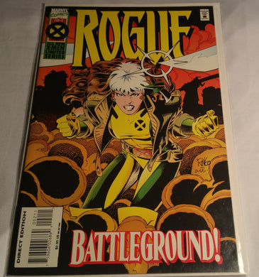 Rogue Comic Book (X-Men Limited Series)