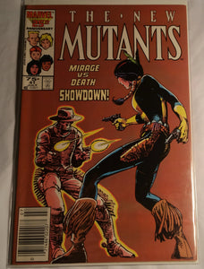 The New Mutants Issue 41