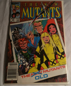 The New Mutants Issue 32(The Old Mutants)