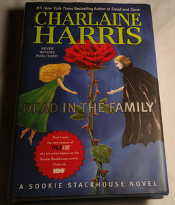 Dead In The Family - A Sookie Stackhouse Novel