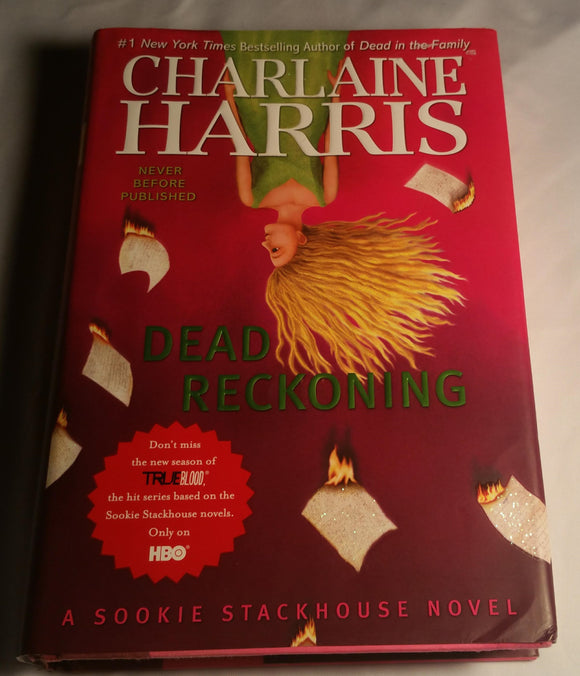 Dead Reckoning - A Sookie Stackhouse Novel