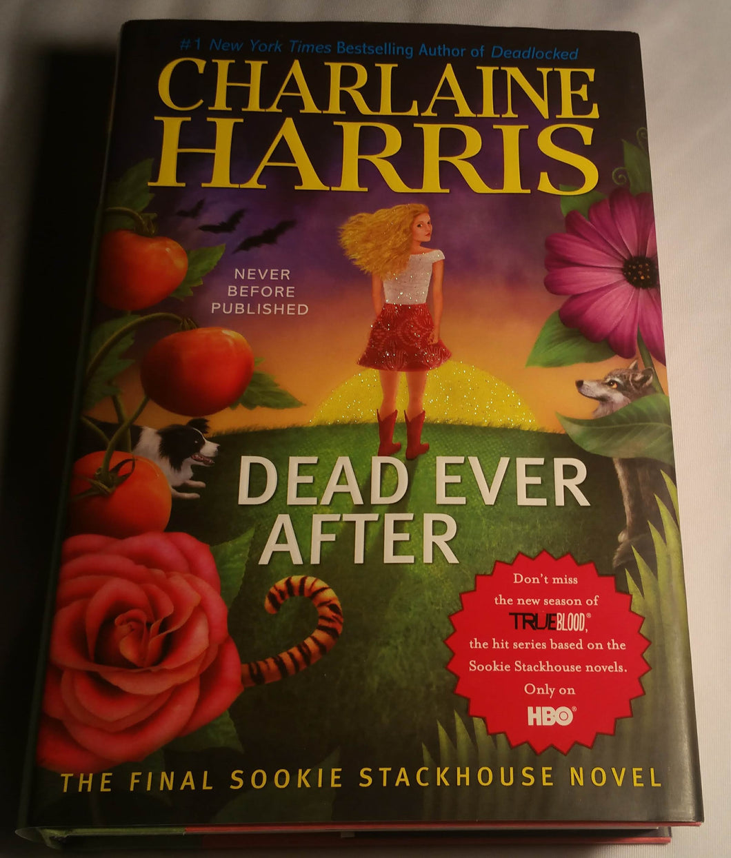 Dead Ever After - The Final Sookie Stackhouse Novel